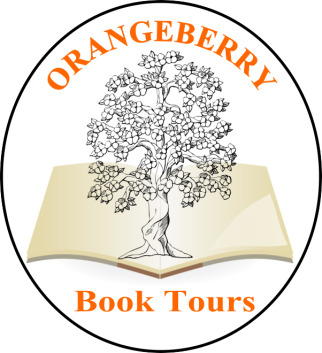 Orangeberry Book Tours logo