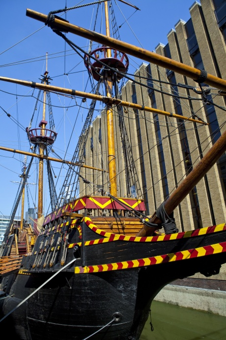Golden Hinde Galleon