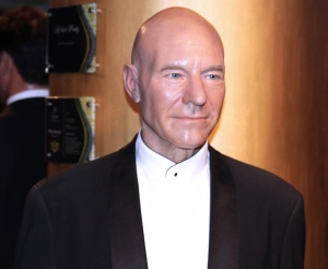 © Cugianza84 | Dreamstime.com - Patrick Stewart At Madame Tussauds Photo