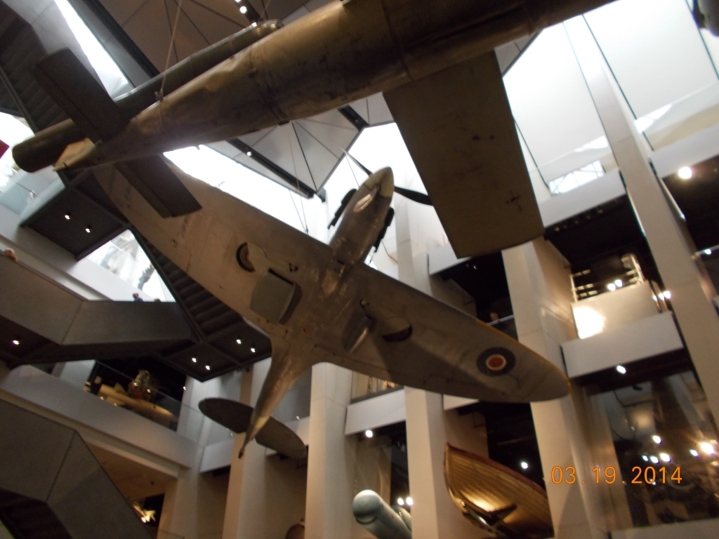 Another shot from the Imperial War Museum.