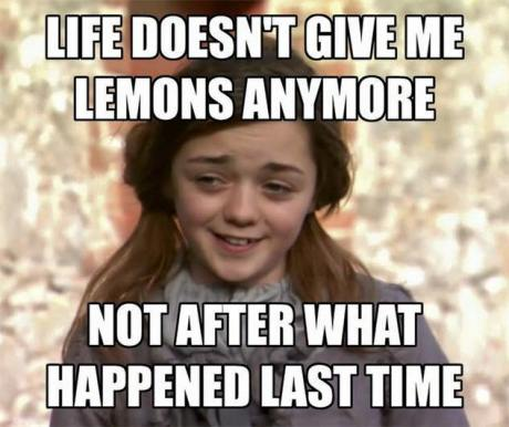 Arya Life and Lemons